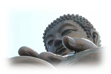 Budda is a representative of a particular religion. How would you discuss it with your kids?